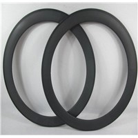 bicycle wheel 700C*60mm Tubular Carbon Rim