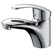 brass faucet-Single handle basin mixer-JHF151C