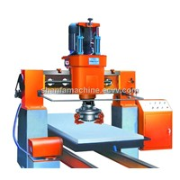 brige type single-head stone grinding machine