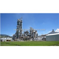 Cement Bag Product Line / Cement Industry Equipment / Hydraulic Cement Brick Making Machine