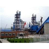 Cement Brick Production Line / Plastic Cement Bag Making Machine / Cement Block Making Machine