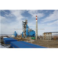 Cement Making Line / Cement Bricks Making Machines / Cement Block Brick Making Machine