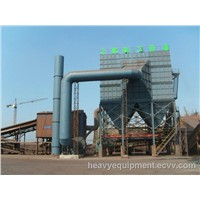 Cement Silo Dust Collector / Dust Collector Mould / Double Bag Dust Collector