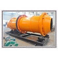 Coal Rotary Dryer Machine / Competitive Price Rotary Air Dryer / Dehydration Dryer