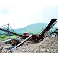 Complete Stone Crushing Production Line / Granite Stone Production Line