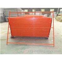 Concerate Construction Event Portable Temporary Fencing Panels