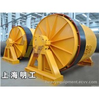 Cone Ball Mill Machinery / Ceramics Ball Grinding Mill / Intermittent Ball Mill