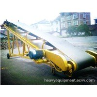 Conveyor Belt Guide Roller / Bag Belt Conveyor / Belt Conveyor Equipment
