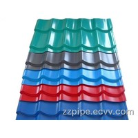 corrugated roofing steel sheet