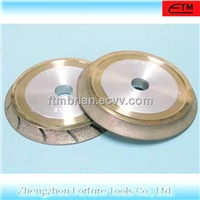 diamond grinding wheel for glass shape edging machine