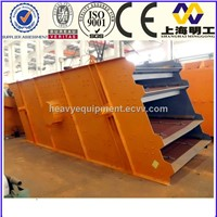 Double Deck Vibrating Screen / Large Capacity Vibrating Screen / Vibrating Screen Conveyor