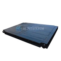 drilling rig mats of HL Solid control
