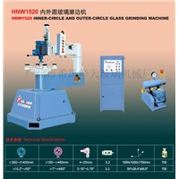 Glass Shaper Machine