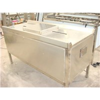 good quality chicken gizzard peeling machine, duck gizzard skin peeling machine