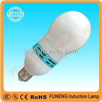 green light source 23W E27 self ballast induction lamp