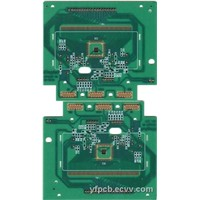 Green Solder Mask Ink PCB