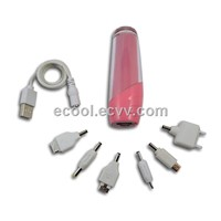High Quality Lipstick Mobile Power Bank