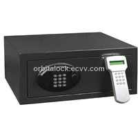 Hotel Safety Deposit Box with Audit Trail Function