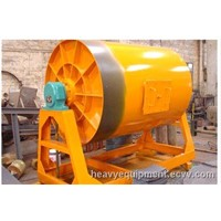 Intermittent Grinding Mill / Ball Mill with Rubber Liner / Ball Mill for Processing Ore