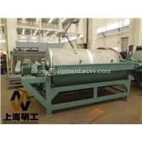 Iron Sand Magnetic Separator Machine / Drum Permanent Magnetic Separator