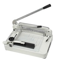 manually paper cutter, paper cutting machine, paper guillotine