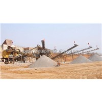 Mobile Stone Production Line / Quarry Stone Crushers / Stone Crushing Production Line