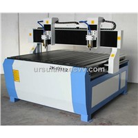 multi spindle advertised cnc router ZK-1212
