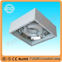 new style induction ceiling light for gas station