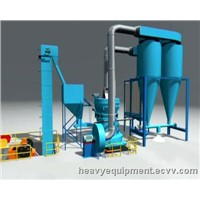 Practical and Popular Raymond Mill in Mineral Processing