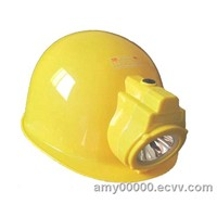 safety cap lamp