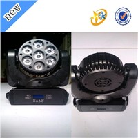 stage light 7pcs 10w  RGBW 4 in 1 led moving head light
