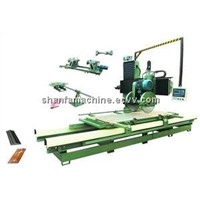 stone machine of profile cutting machine with computer