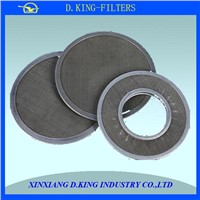 supply filter disc