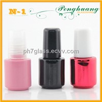 supplying glass nail polish bottle