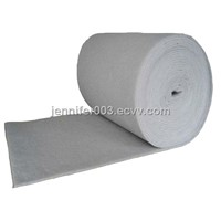 synthetic air filter media roll for air conditioning