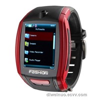 ultra-thin wrist sport watch phone