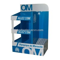 Umbrella Cardboard Counter Display Stand