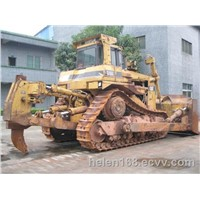 Used Crawler Bulldozer CAT D9R Used Dozer