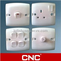 wall switch and socket