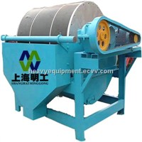 Wet Magnetic Separating Machines / Magnetite Iron Ore Magnetic Separator