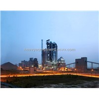 White Cement Production Line / Cement Equipment / Automatic Cement Brick Making Machinery