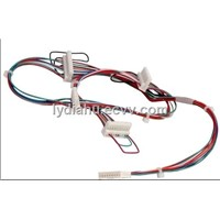 wire harness with MOLEX connector