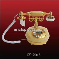 antique jade telephone,becatiful telephone,CY-201A
