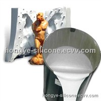 Liquid Silicon Rubber for Mold Making
