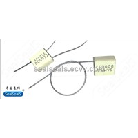 plastic wrapped cable seal HS028
