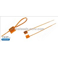 sawtooth plastic security seal