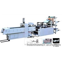 shopping bags (T-shirt bags)  bag  making machine