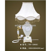 table lamp with telephone TH-3002C