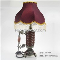 table lamp with telephone TH-3006A
