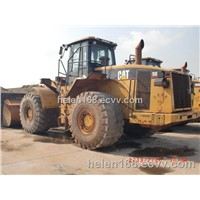 Used Wheel Loader Caterpillar 980g Used Loader for Sale